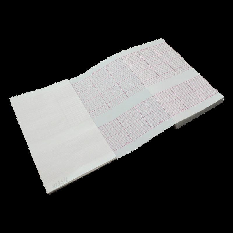 152х90х160, бумага КТГ для FM Bistos, Corometrics, реестр 4096/1