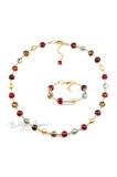 Комплект Carnavale Oro (ожерелье, браслет)
