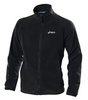Мужская флисовая толстовка Asics Polar Fleece Jacket (421936 0904) черная