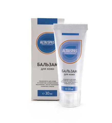 ALTAISPAS Бальзам для кожи