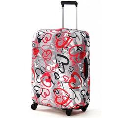 чехол для чемодана «аморе»