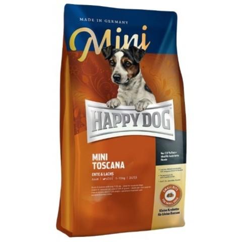 HAPPY DOG MINI TOSCANA 4 кг