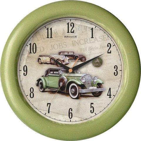 Настенные часы Салют ДС-ББ3-173