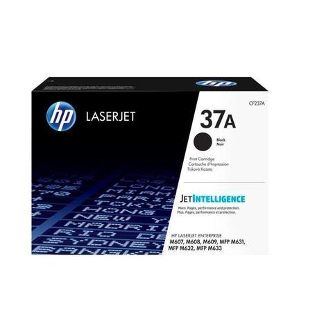 Картридж HP CF237A (37A) стандартной ёмкости. Ресурс 11000 стр.