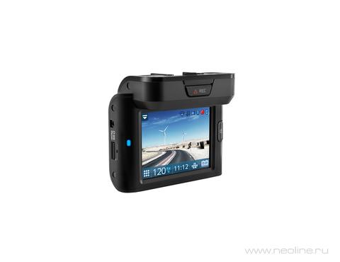 Комбо-устройство (видеорегистратор с радар-детектором и GPS) Neoline X-COP R750