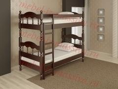 Детская двухъярусная кровать Точёнка