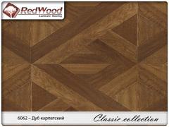 Ламинат Redwood №6062 Дуб карпатский коллекция Classic