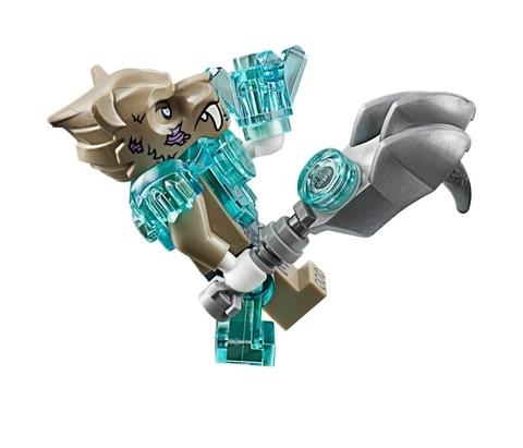 LEGO Chima: Огненный истребитель Орлицы Эрис 70142 — Eris' Fire Eagle Flyer — Лего Чима
