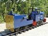 Garden Rail Тепловоз Planet 2 на колею 17,8 см, электрический или бензиновый