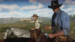 PS4 Red Dead Redemption 2 (русские субтитры)