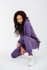 Женская кофта BF EverLife (Purple)