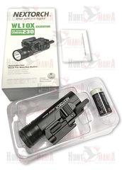 Тактический фонарь WL10X Executor
