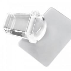 Прямоугольный прозрачный штамп для стемпинга Re...