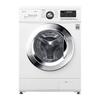 Узкая стиральная машина LG с функцией пара Steam F1296HDS3