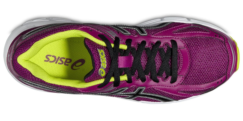 Женские кроссовки для бега Asics Patriot 7 (T4D6N 3390) фиолетовые фото