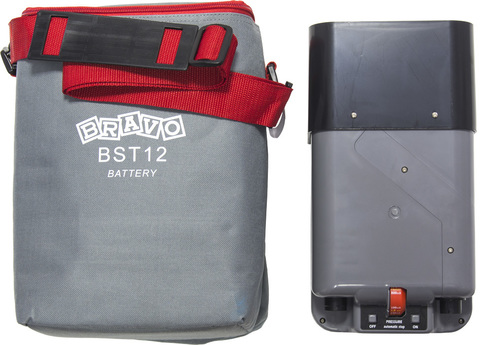 Лодочный электронасос Bravo BST800 Batt (6130137) без АКБ