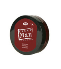 [Lisap Man] Semi-matte wax -  Полупрозрачный матовый воск для мужчин