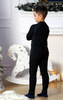 Детский комплект термобелья Nordski Active Junior Black