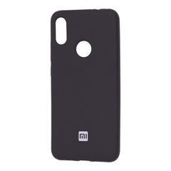 Чехол Silicone Cover Redmi Note 7