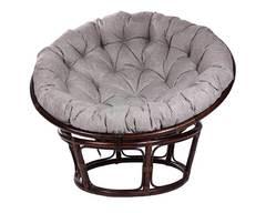Кресло из ротанга Papasan Chair с подушкой