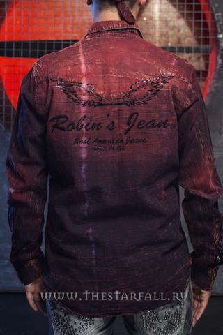 Джинсовая рубашка Robin's Jean