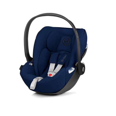 Cybex Cloud Z i-Size Midnight Blue
