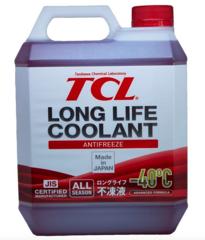 АНТИФРИЗ TCL LLC -40C 4L red