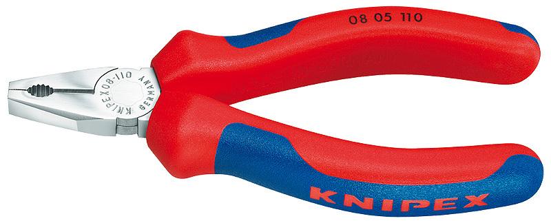 Пассатижи 110мм Knipex KN-0805110