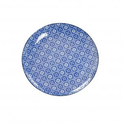 Тарелка Tokyo Design Studio Nippon Blue 8520