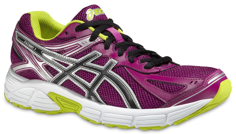 Женские беговые кроссовки Asics Patriot 7 (T4D6N 3390) фиолетовые фото