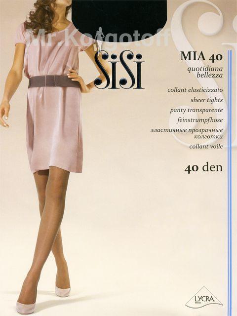 Колготки SiSi Mia 40