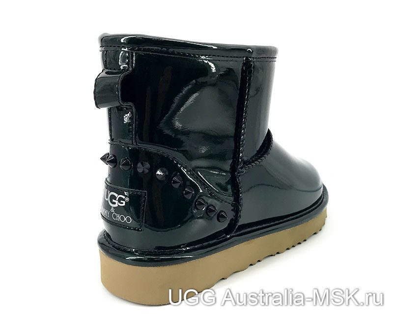 UGG & Jimmy Choo Mini  Patent