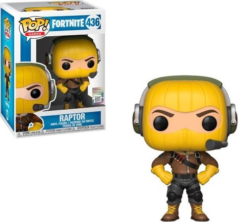 Фигурка Funko POP! Vinyl: Games: Fortnite: Raptor 36823