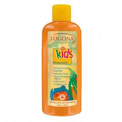 LOGONA, Детское молочко для тела, 200мл