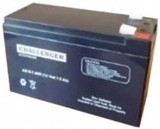 Аккумулятор Challenger AS12-7.5 ( 12V 7,5Ah / 12В 7,5Ач ) - фотография