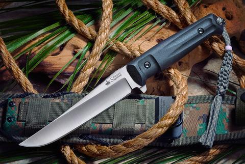 Тактический нож Croc D2 Satin