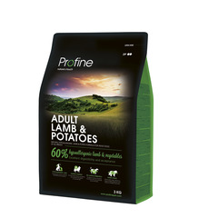 Profine Adult Lamb and Potatos 3 kg