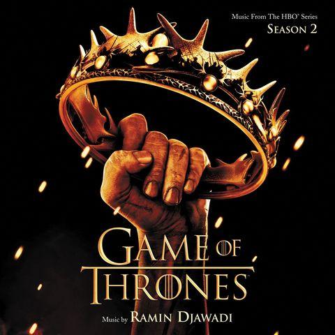 Комплект из 2-х виниловых пластинок. Music From Game Of Thrones Season 2