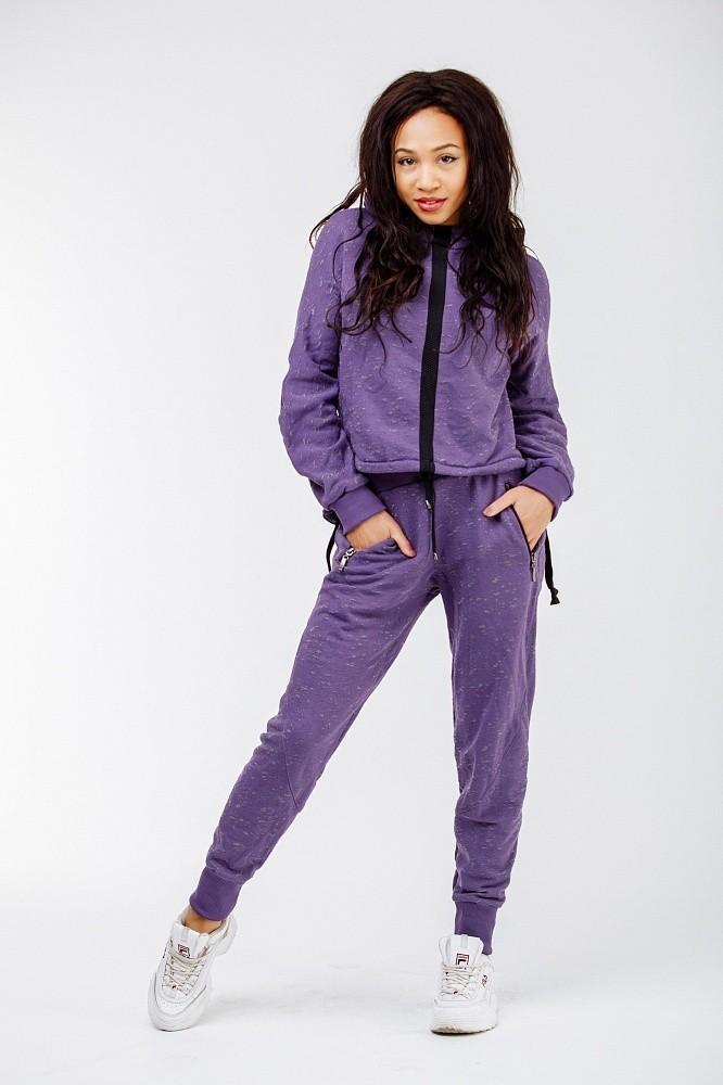 Женская кофта Bonafide EverLife (Purple)
