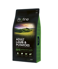 Profine Adult Lamb and Potatos 15 kg