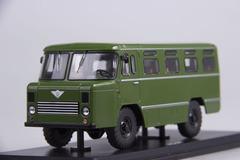 1:43 Автобус АС-38 (хаки)
