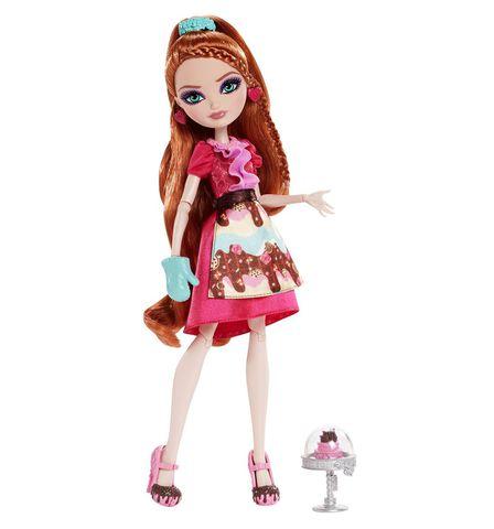 Кукла Холли - Покрытые сахаром.