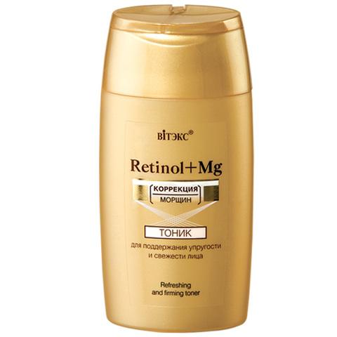 Тоник для свежести и поддержания упругости кожи лица