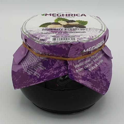Варенье из шелковицы MEGHRICA, 420 гр