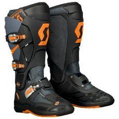 MX 550 / Черно-оранжевые