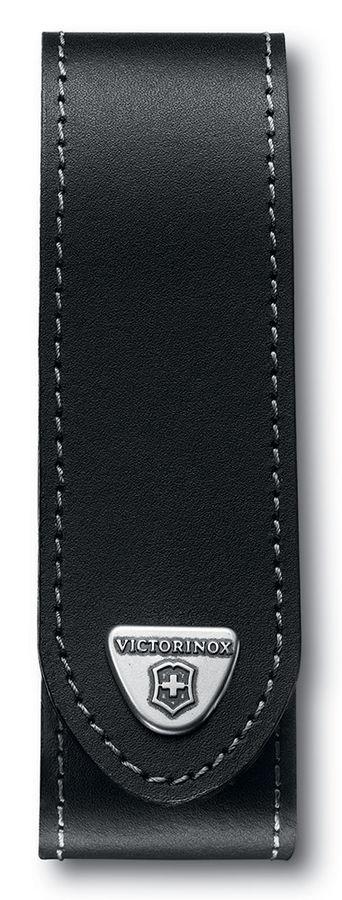 Чехол кожаный Victorinox, черный, для ножей RangerGrip 130 мм*