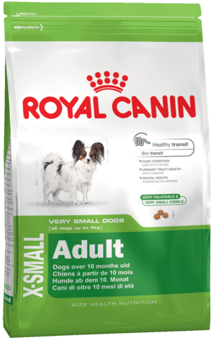 Royal Canin X-Small Adult 11 кг