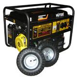 Бензиновый генератор Huter DY6500LX - фотография