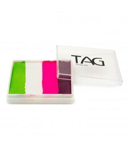 Аквагрим TAG 50 гр Сплит-кейк Цветы