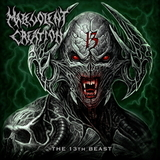 Malevolent Creation / The 13th Beast (CD)